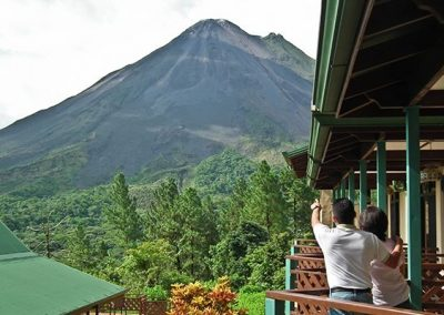 Arenal Observatory Lodge Volcano