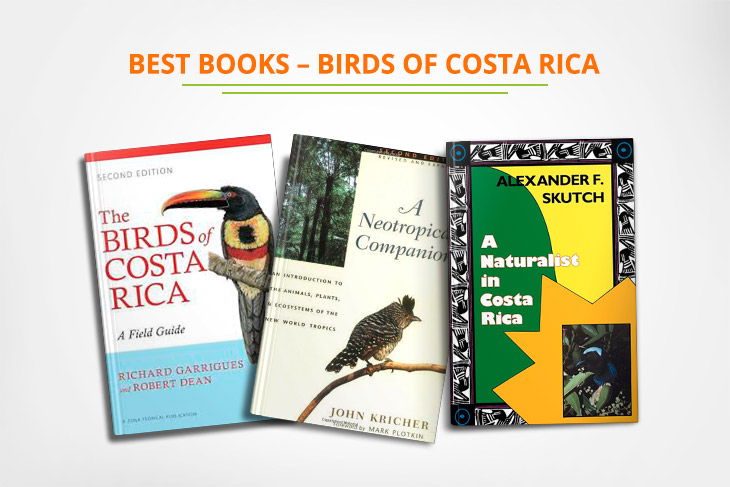 Best Books – Birds of Costa Rica
