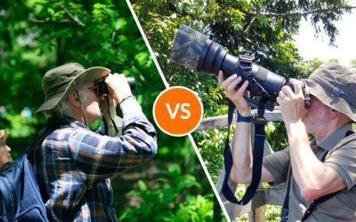 Birding Tour VS Bird Photography Tour
